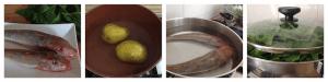 quadrifogli con gallinella alla crema di gamberoni  f - 1